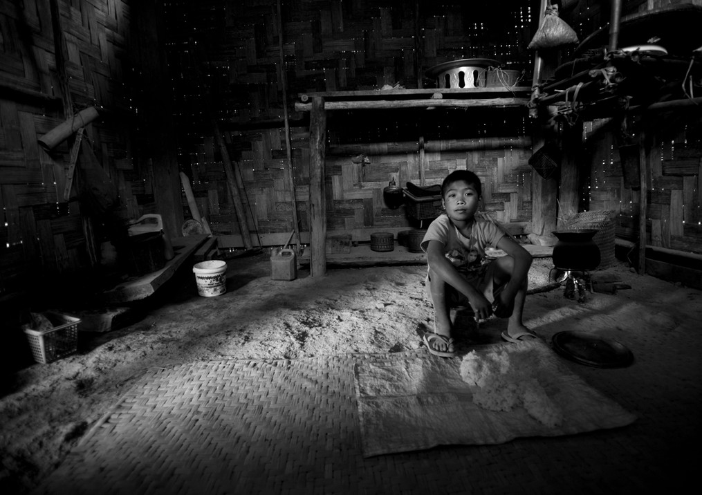 Rice Handling