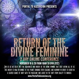 return of the divive feminine