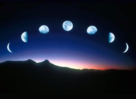 Moon and I