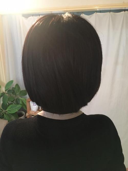 髪にも紫外線対策を★