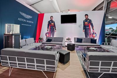 A big week with Aston Martin and Maserati at the Formula 1 Australian Grand Prix