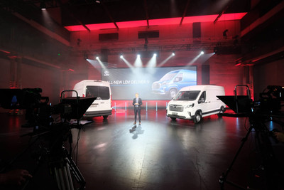 LDV goes virtual to launch the all-new Deliver 9