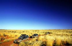 Land Rover - Calvert Expeidtion