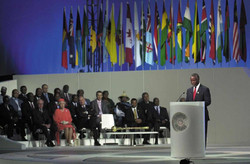Commonwealth Heads of Government - O