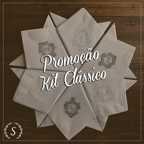 Kit CLÁSSICO -  PROMOÇÃO