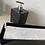 Thumbnail: Porta sabonete líquido em acrílico preto