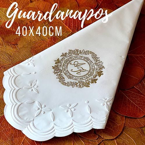 100 und - Kit Guardanapo Master 40x40cm PROMOÇÃO