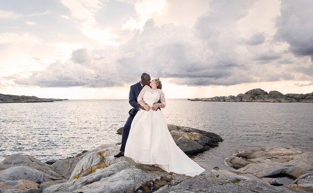 Bryllupsfoto, Bröllopsfoto Styrsö