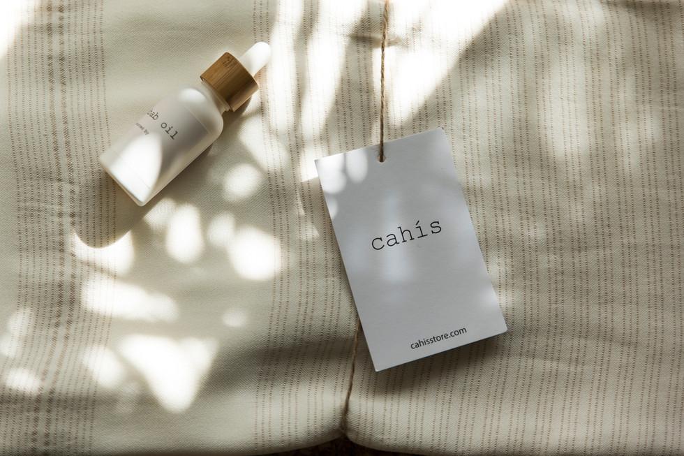 Tekstiler og produkter for Cahis