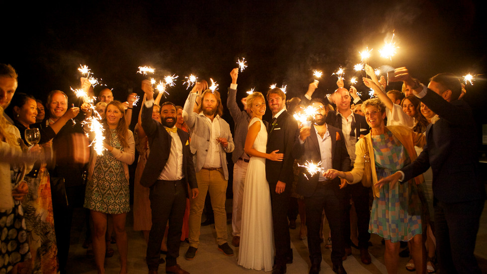 Bryllup, Bröllop i Stockholms skärgård