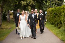 Bryllup - forlovare
