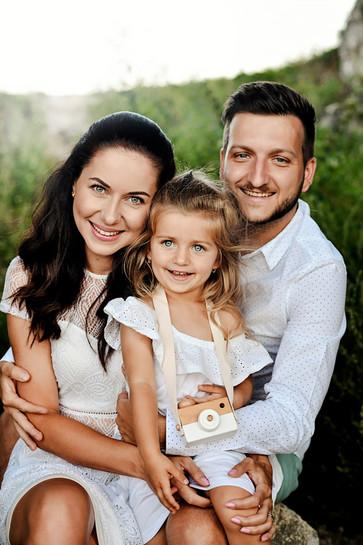 focení rodiny Brno