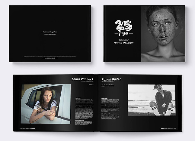 25 PAGES COLLECTION