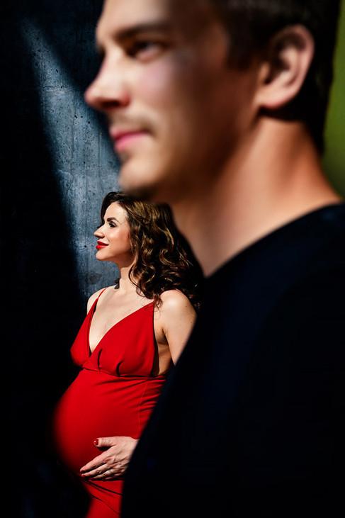 focení těhotných