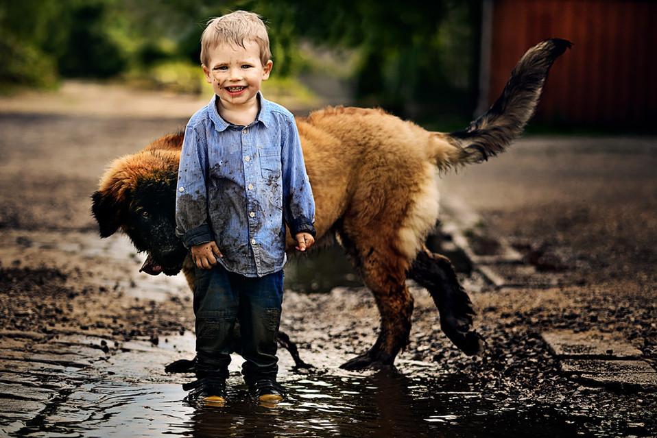 profesionální fotograf dětí Brno