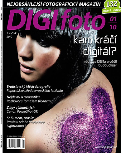 COVER FOR DIGIfoto MAGAZINE