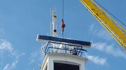 instalacion radar de pajaros 2