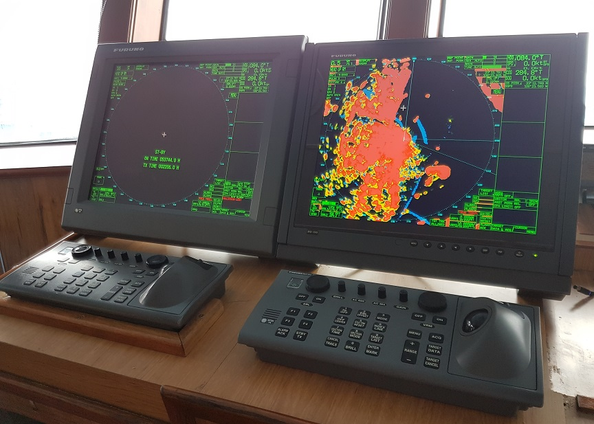 radares furuno 22