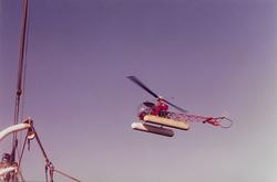 helicoptero en atunero