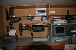 cuarto de radios barco atunero
