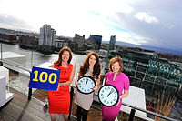 Connect Women in Pensions is a networking group for women working in the Irish pensions industry
