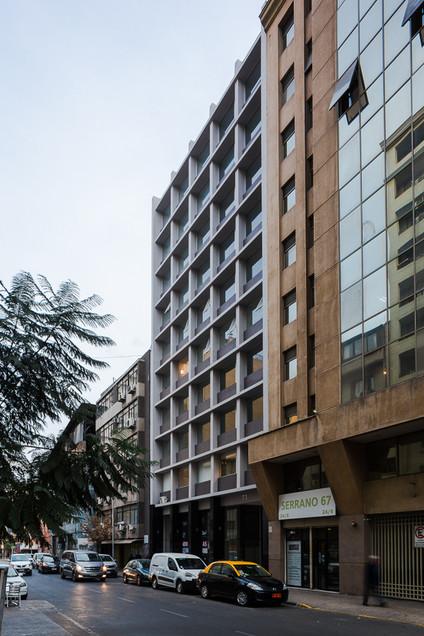 Edificio Serrano