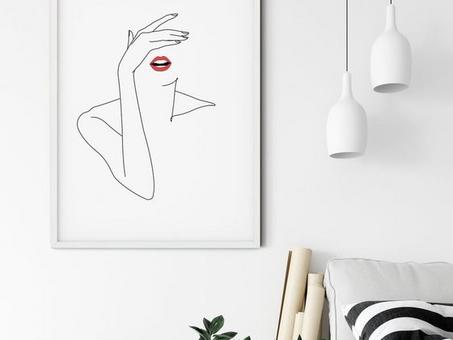 Siluetas: la nueva ilustración minimalista