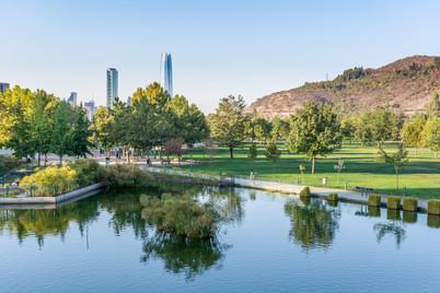 ¡Visita el Parque Bicentenario! El pulmón verde de la comuna