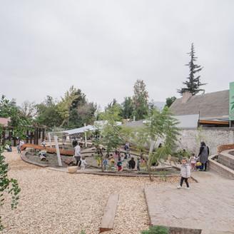 Jardín infantil Ombú Afuera / Andrés Zegers Arquitecto + Lirio Paisaje
