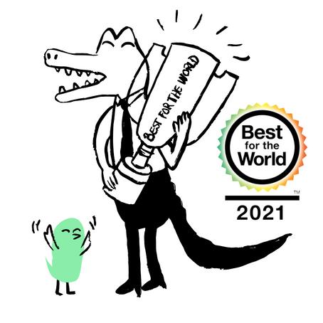 """Finmas es reconocida como empresa """"Best for the World 2021"""" por Sistema B"""