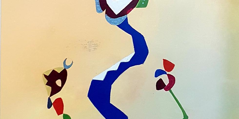 "Solo Exhibition by Abdulkarim Al Maimani ""Harvesting Seeds"""