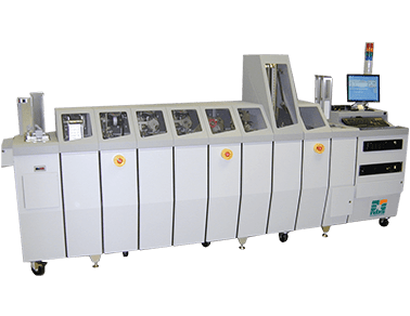 High volume issuance printing machine