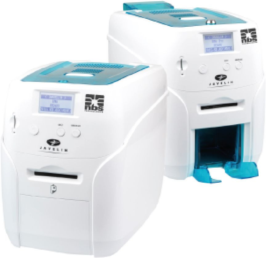 Javelin DNA Card Printer Series