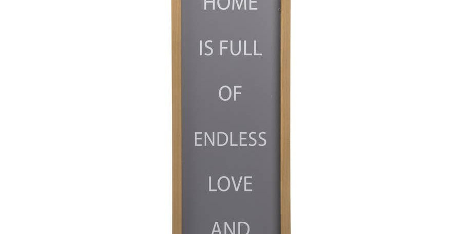 Endless Love And Laundry Wall Art