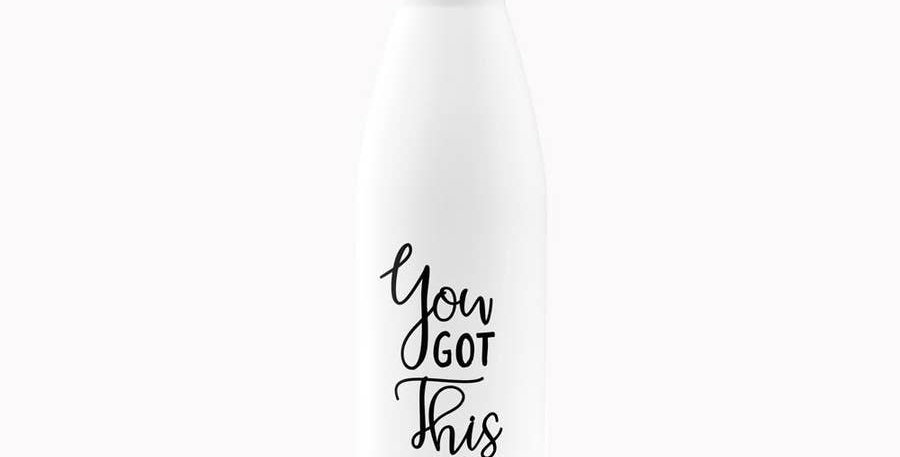 You Got This Water Bottle