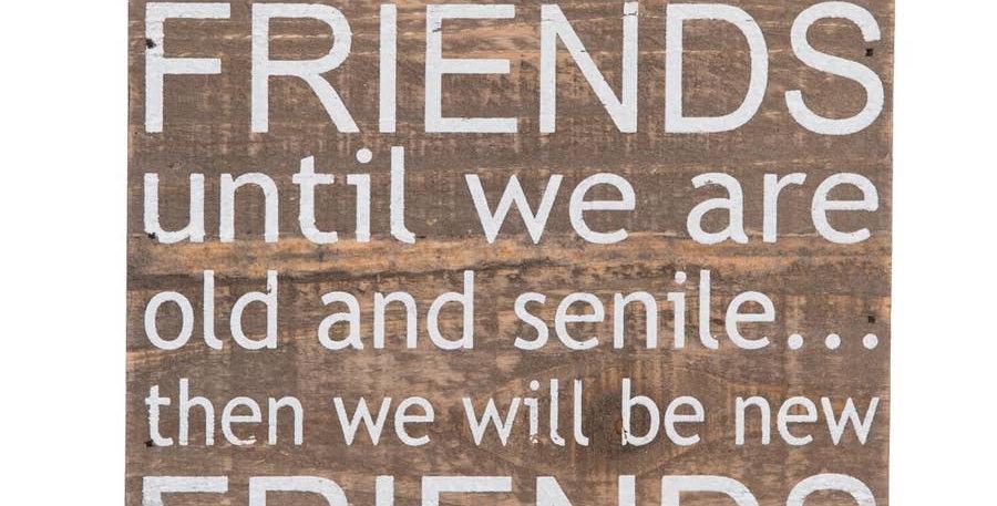 Friends Wall Art