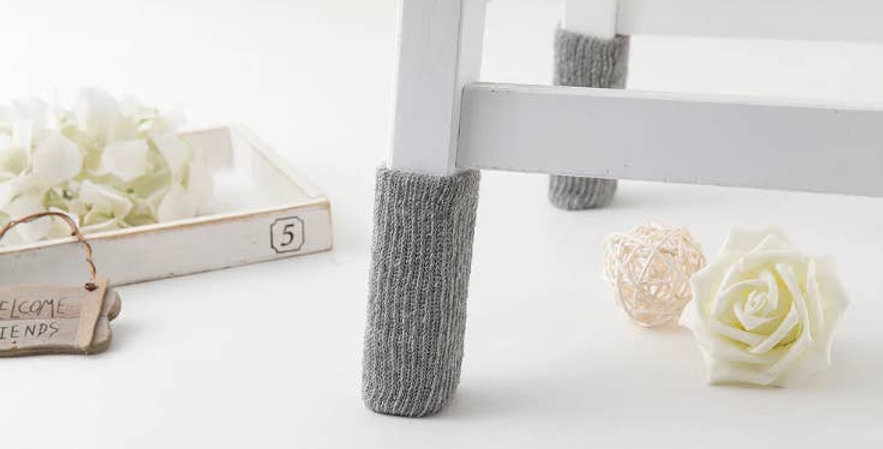 Pure Gray Chair Sock Bundle