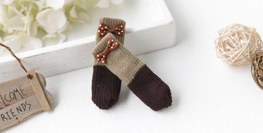 Bow Chair Sock Bundle