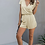 Thumbnail: lace lined romper