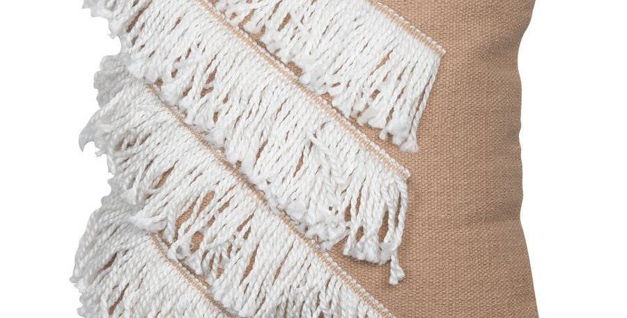 Hand Woven Freya Pillow