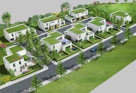 Construction de 24 logements individuels