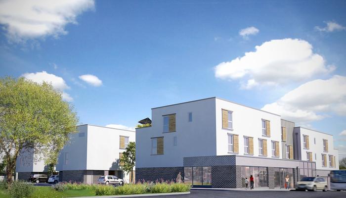 Construction de 19 logements collectifs et commerces - rue Verlaine