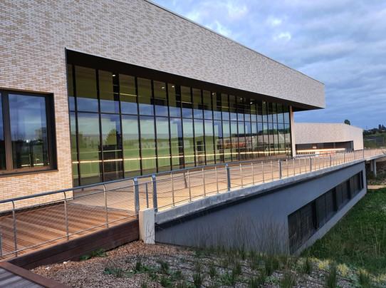 Construction du Campus Universitaire Sup Ardenne