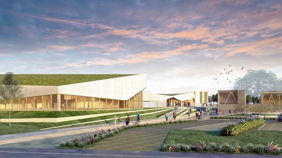 Projet non lauréat - Création d'un Complexe Sportif et de Loisirs