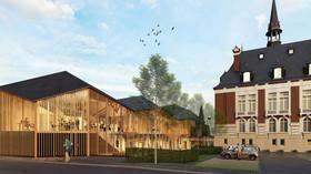 Construction - Communauté de Communes de l'Argonne Ardennaise - Vouziers