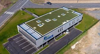 Construction du nouveau siège de la Fédération du BTP des Ardennes