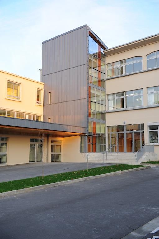 Lycée Jean Baptiste Clément à Sedan
