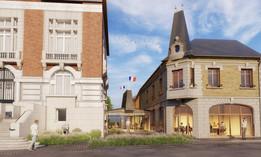 Construction - Communauté de Communes de l'Argonne Ardennaise