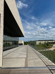 Réalisation du Campus Universitaire Sup Ardenne