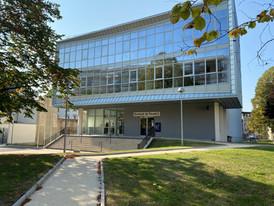 Restructuration du bâtiment principal de la Chambre des Commerces et d'Industrie